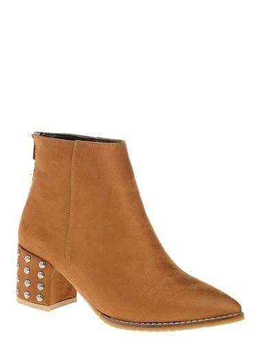Derigo Çizme Taba